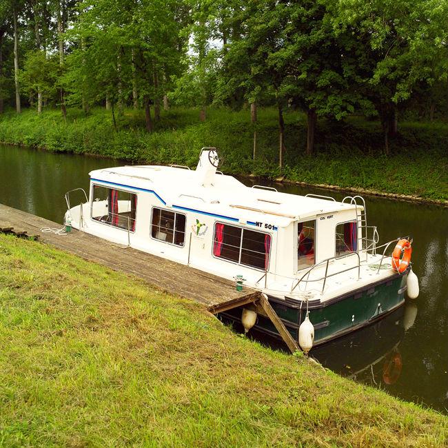 Eau Claire 930 Double pilotage - Location bateaux sans permis