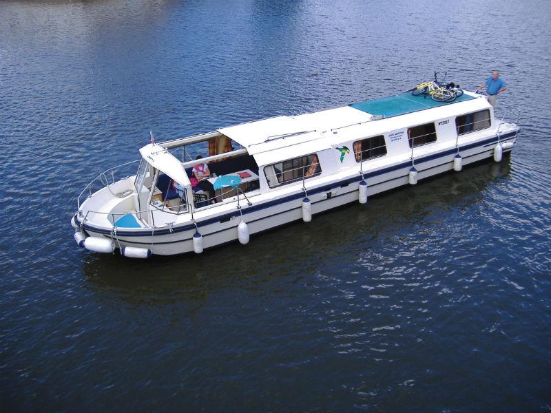 Marina 1400 - Location bateaux sans permis