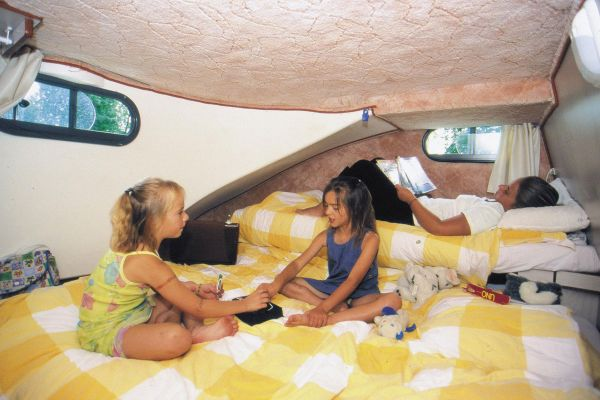 NICOLS 1100 cabine arriere