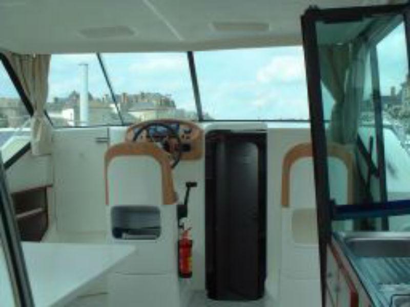 Nicols 1100 - poste pilotage