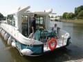 Anjou Navigation - Location bateau sans permis amarrage