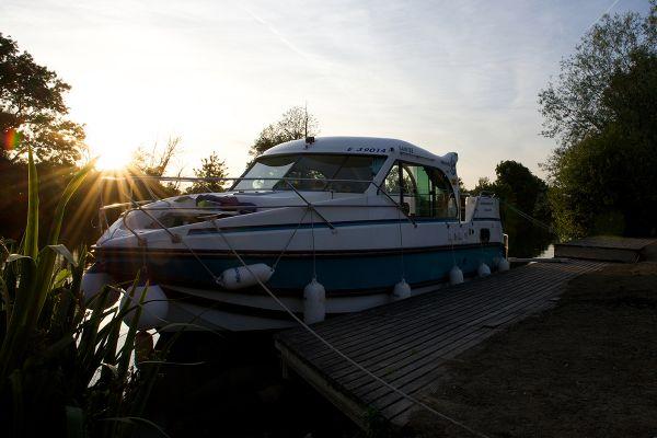 Nicols 900 DP sejour fluvial