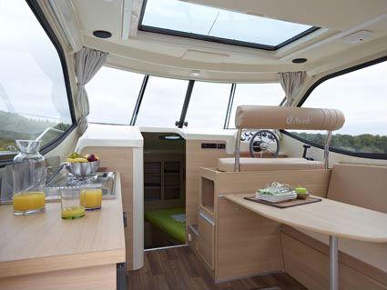 NICOLS PRIMO cuisine - Anjou Navigation