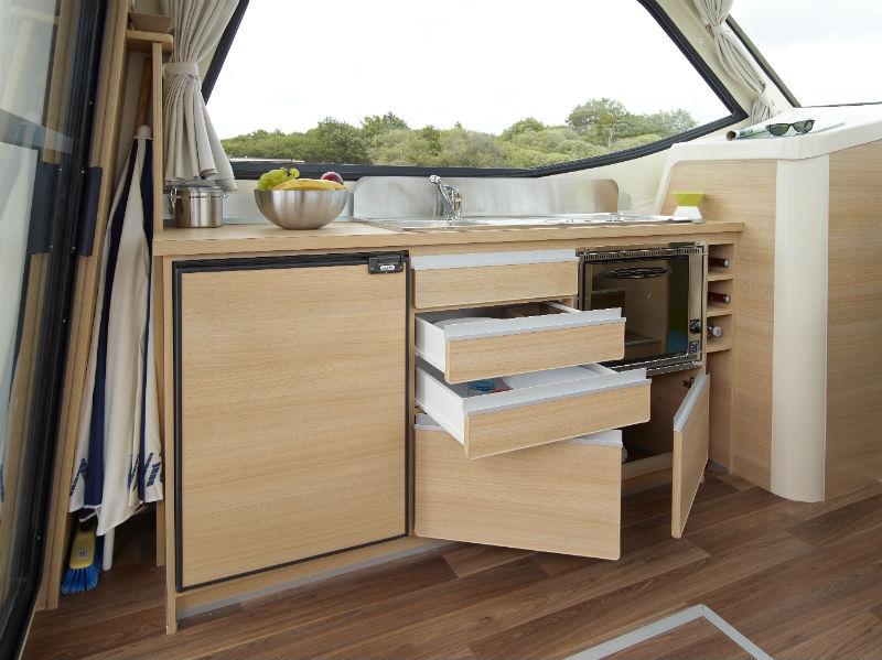 Nicols Primo Cuisine - Location bateau sans permis