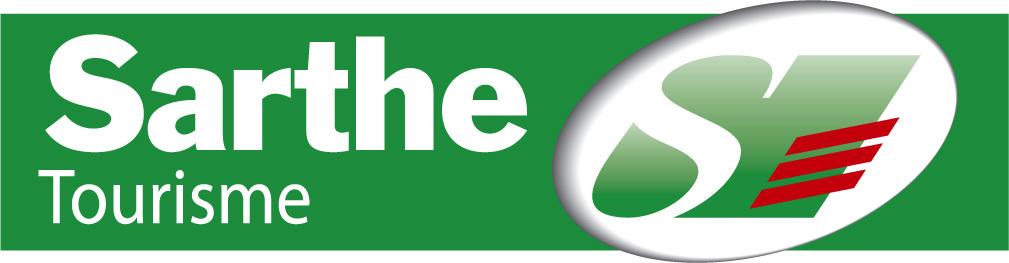 Logo sarthes tourisme