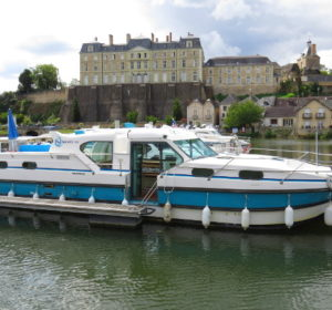 nicols 1350 bateau peniche péniche sans permis