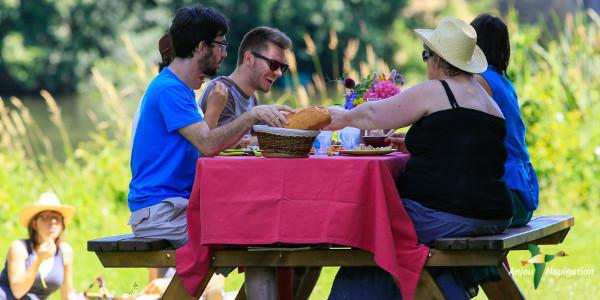 petites cités de caractère - picnic