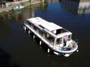 Eau Claire 1130 - Anjou Navigation séjour fluvial