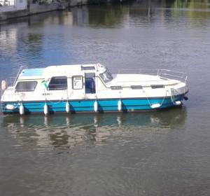 Riviera 1130 - Séjour fluvial sans permis