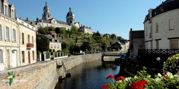 Vacances en Mayenne